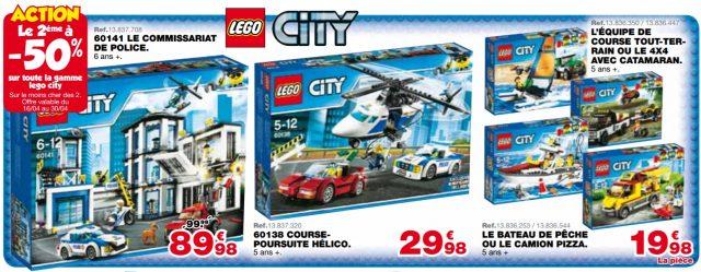 Promotion Maxi Toys LEGO City