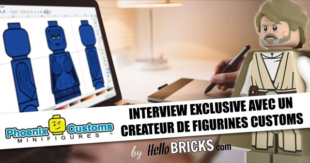 Phoenix Customs Interview for Hellobricks