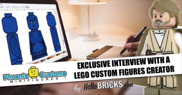 Bandeau Phoenix Customs Interview for Hellobricks