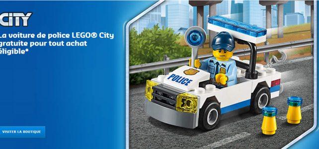 polybag LEGO City 30352 Police Car