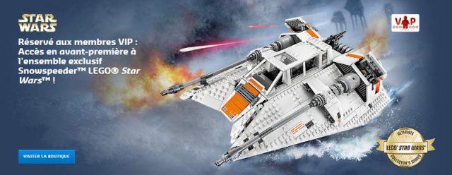 LEGO 75144 Snowspeeder UCS Star Wars
