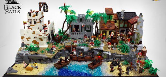 Black Sails, l'âge d'or de la piraterie