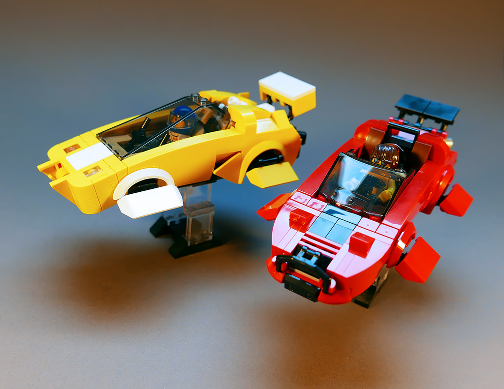 hovercars les voitures du futur hellobricks blog lego. Black Bedroom Furniture Sets. Home Design Ideas