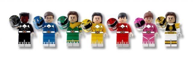 LEGO Ideas Power Rangers