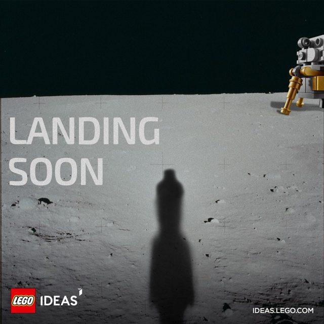LEGO Ideas Saturn V LEM