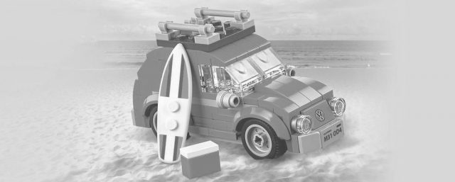 LEGO Mini VW Beetle