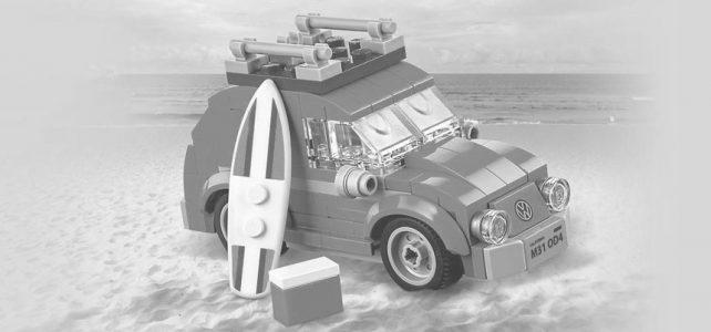 LEGO Mini VW Beetle