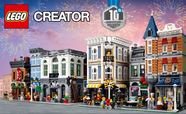 LEGO Modular Creator Expert 10 ans