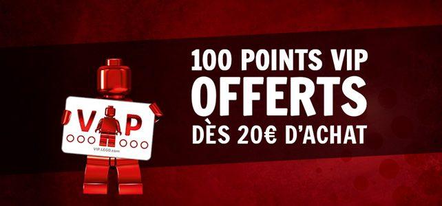 LEGO VIP Bonus 100 points 2017