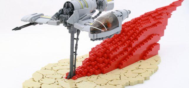 Star Wars The Last Jedi MOC