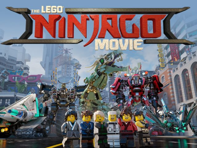 The LEGO Ninjago Movie Rebrick