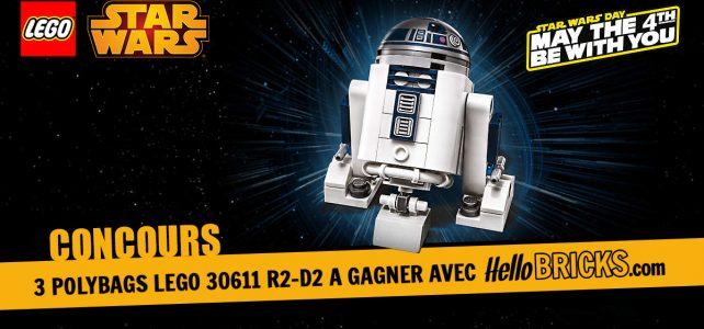 Concours Star Wars LEGO 30611 Hellobricks