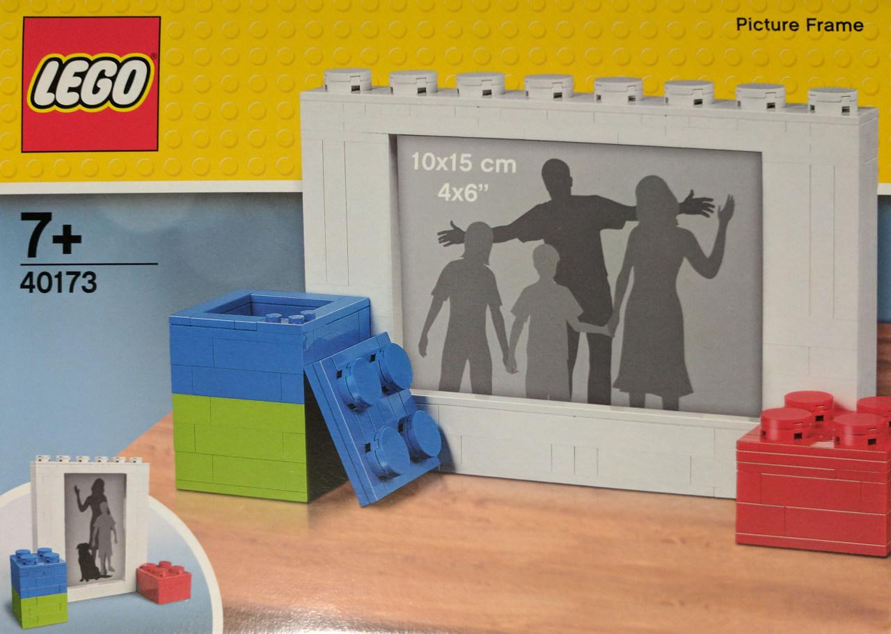 Top Nouveautés LEGO : un cadre photo et une tirelire 3 en 1  YL28