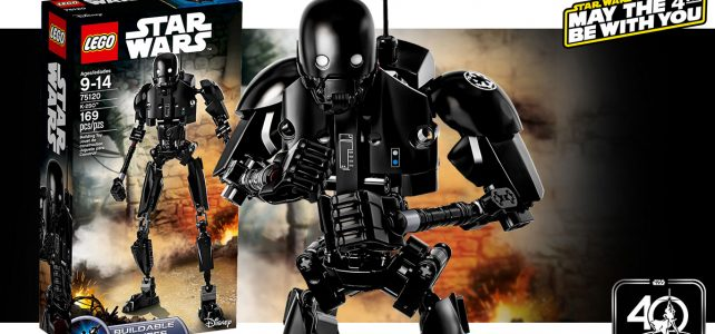 LEGO 75120 K-2SO Star Wars May the 4th