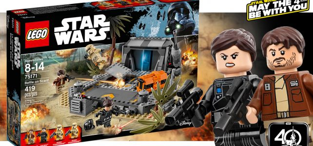LEGO 75171 Battle on Scarif Star Wars May the 4th