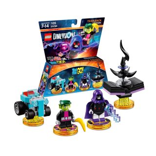 LEGO Dimensions 71255 Teen Titans GO! Team Pack