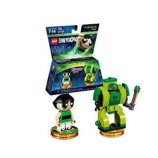 LEGO Dimensions 71343 The Powerpuff Girls Fun Pack