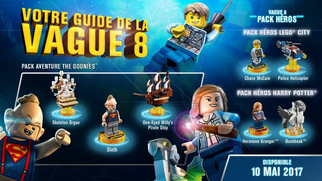 LEGO Dimensions vague 8