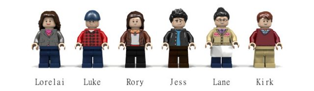 LEGO Ideas Gilmore Girls