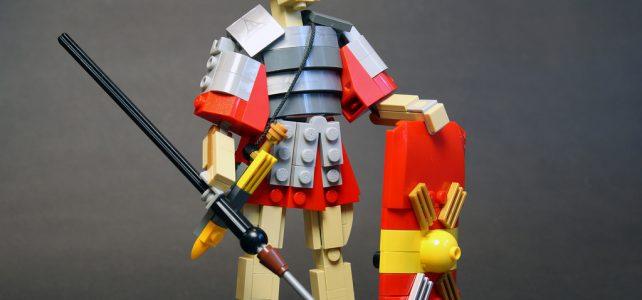LEGO Légionnaire romain