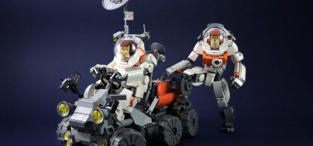 LEGO Space Apes - Les Singes de l'espace
