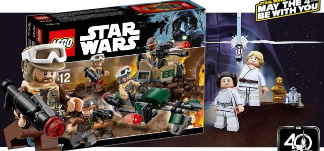 Star Wars LEGO 75164 Rebel Trooper Battle Pack