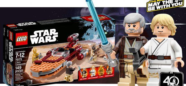 LEGO Star Wars 3 mai