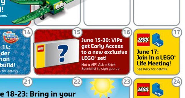 LEGO avant-première VIP