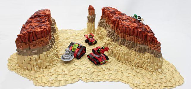 M-Tron et Grand Canyon