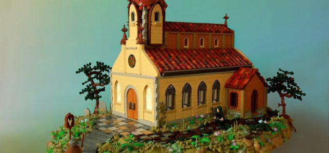 Eglise LEGO