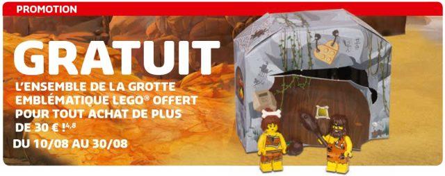 LEGO 5004936 La Grotte Emblématique