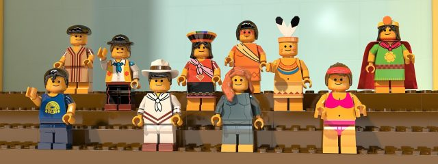 LEGO Ideas Wonders of Peru