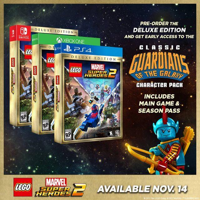 LEGO Marvel Super Heroes 2 Deluxe