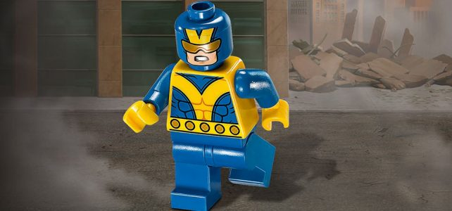 LEGO Marvel Super Heroes 2 Giant Man