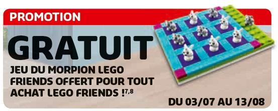 Polybag LEGO Friends 40265 Tic-Tac-Toe