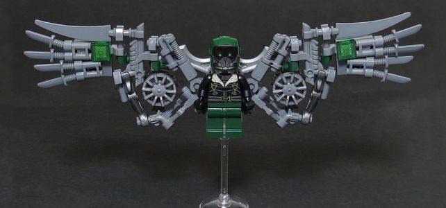 Spider-Man Homecoming LEGO Vautour