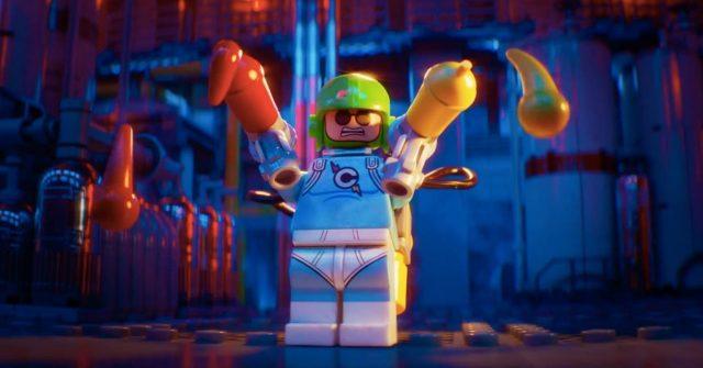 The LEGO Batman Movie Condiment King