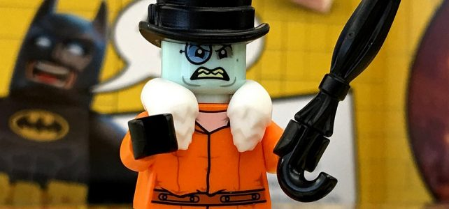 The LEGO Batman Movie Penguin
