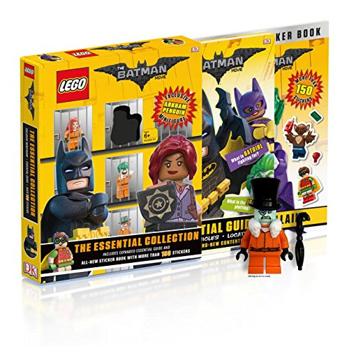 The LEGO Batman Movie The Essential Collection