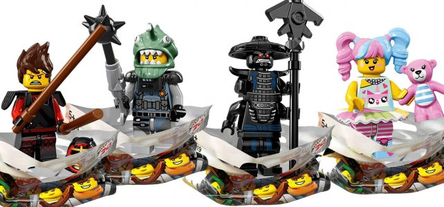 The LEGO Ninjago Movie 71019