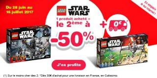 Toys R Us LEGO Star Wars