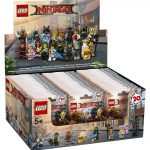 Minifigs à collectionner The LEGO Ninjago Movie