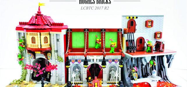 Casse LEGO Castle version Robins des Bois
