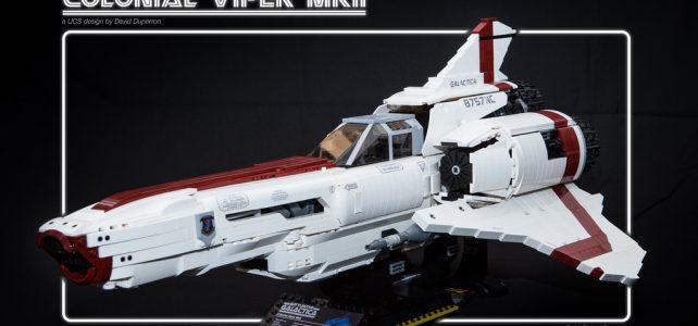 Colonial Viper Mark II (Battlestar Galactica)