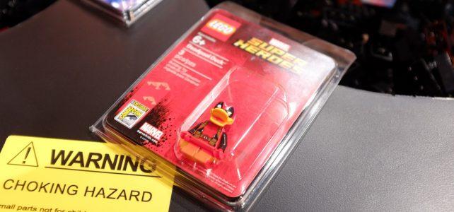 LEGO Deadpool Duck