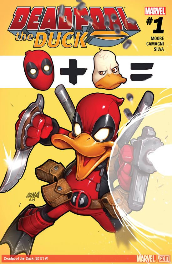 Deadpool Duck