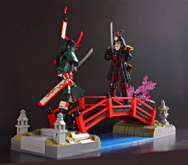 Duel de shoguns
