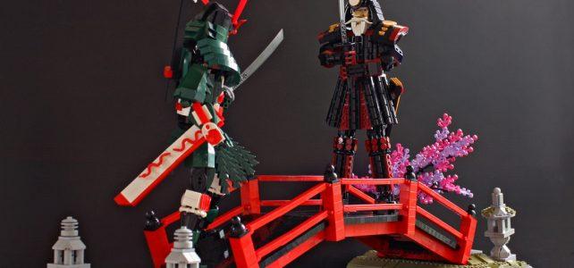 Duel de shogun