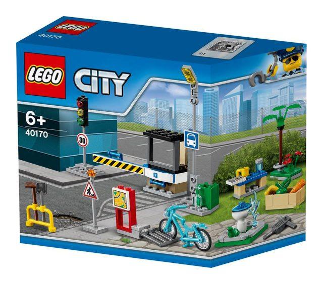 Accessoires LEGO 40170CITY Accessory Set