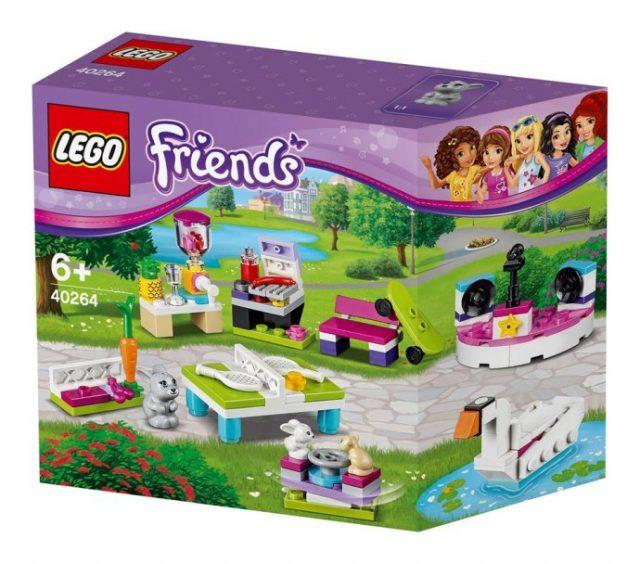 LEGO 40264Friends Accessory Set